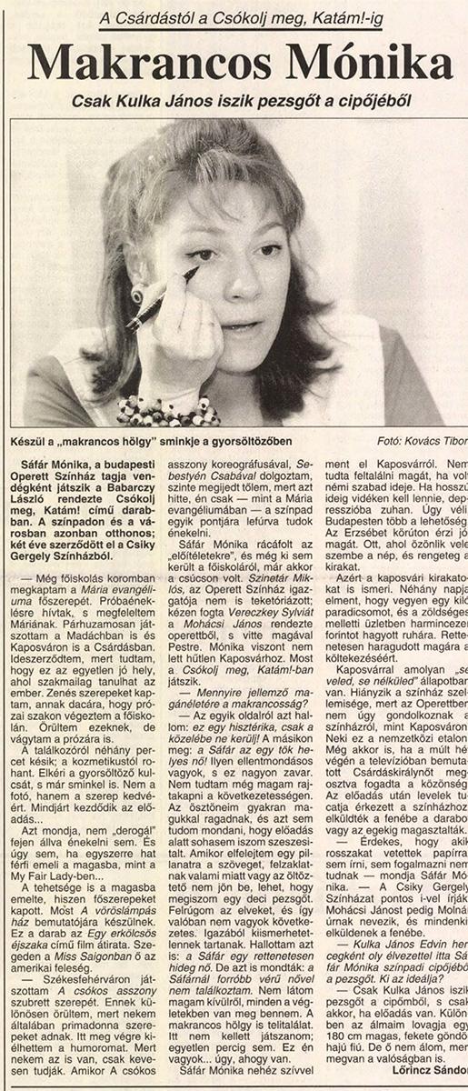 1995 csókolj meg Katám